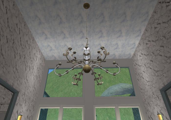 Amar's Appliances front chandelier.png