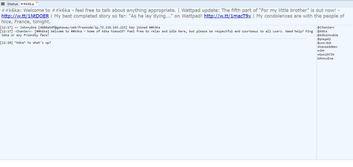 Freenode IRC webchat msg user window.png