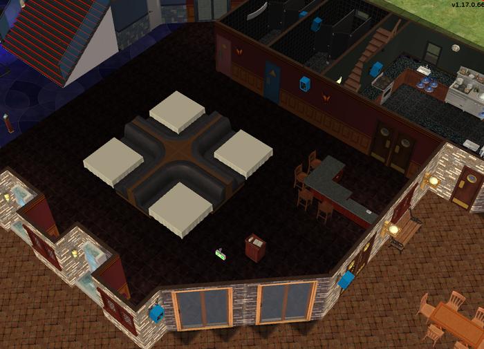 Amar's Hangout restaurant overhead.png