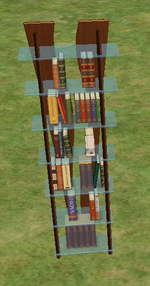 Ts2 double-helix designer bookshelf.png