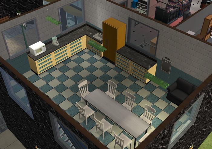 Amar's Appliances employee break room.png