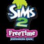 The Sims 2 FreeTime Logo (Original).png