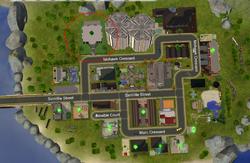 8 Mohawk Crescent - road map.png